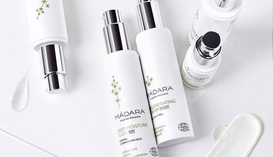 Madara organic skincare Deep Moisture