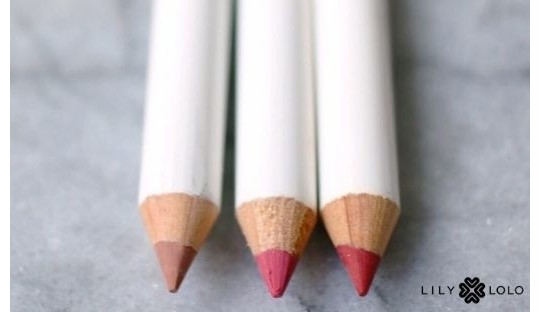 Lily Lolo Crayon Lèvres Naturel