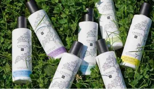Shampooings bio Unique Haircare Cheveux