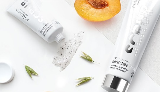 Madara Gesichtsmasken & Peeling Trockene Haut