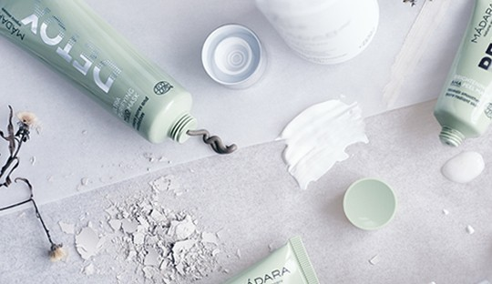 Madara cosmetics Gesichtsmasken Normale Haut