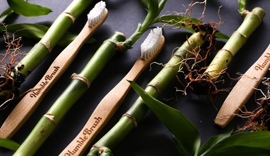 The Humble Co. Bamboo Toothbrush