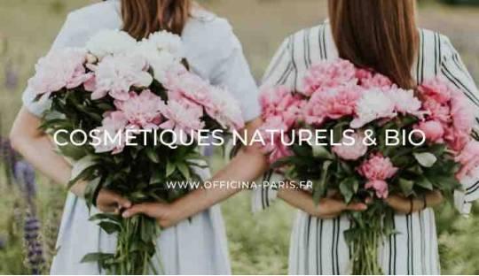 L'Officina Paris organic cosmetics brands natural beauty