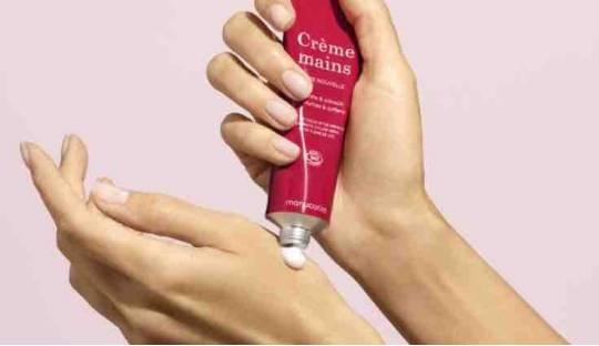 Crème mains bio, soin corps, pieds, cosmétique naturelle