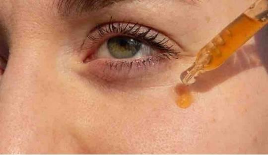 eye care natural certified organic
