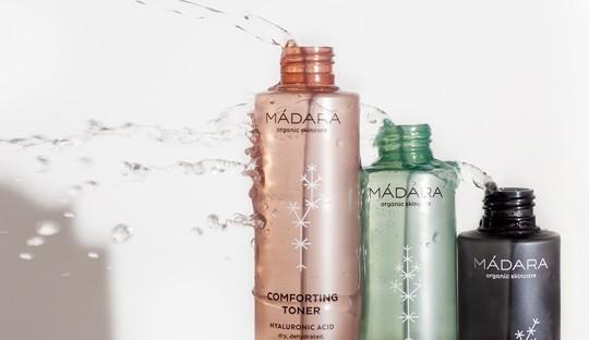 Toner Gesichtswasser Madara Naturkosmetik