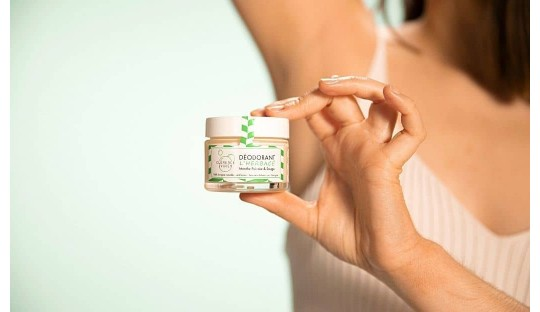 Déodorant naturel Clémence & Vivien Soapwalla
