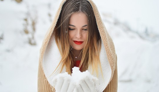 Natural beauty Winter care