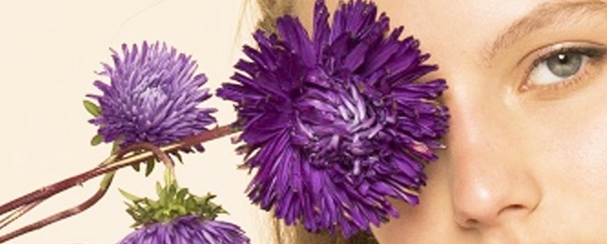 Manucurist Green vernis naturel Purple Spinel Violet vegan cruelty free