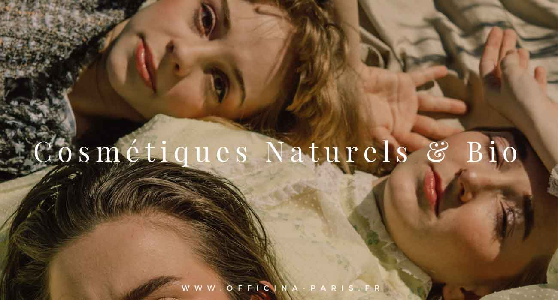 l'Officina cosmetiques naturels beauté bio e-shop Paris