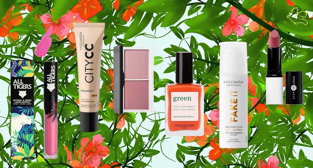 l'Officina Paris organic cosmetics natural beauty shop Manucurist, Dr. Bronner's, Unique Haircare, Lily Lolo Mineral cosmetics, Soapwalla, Féret Parfumeur