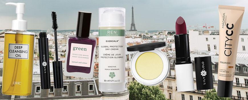 DHC Huile Démaquillante Lily Lolo Mascara Manucurist vernis Green Ren clean skincare