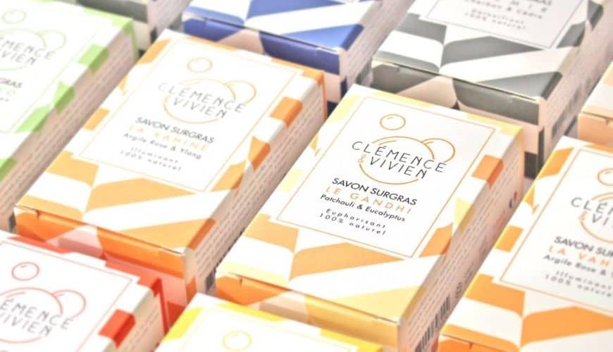 Clemence Vivien Savon a froid bio Cosmetique naturel vegetal deodorant bio e-shop l'Officina Paris