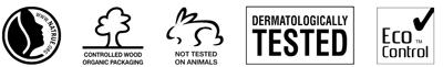 zertifiziert NATRUE Naturkosmetik beauty label
