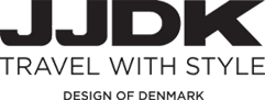 Logo JJDK - cosmetic bags Danish design