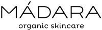 Madara organic skincare natural cosmetics from Baltic green beauty plants Ecocert logo