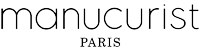 Manucurist Paris natural nail polish green beauty vegan Logo