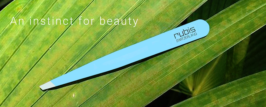 RUBIS Switzerland Tweezers eyebrows best professional beauty cosmetics