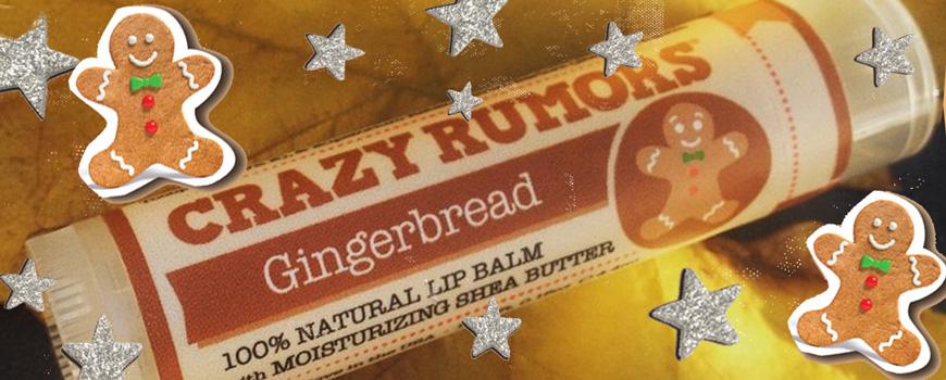 Crazy Rumors - Baume Lèvres naturels et vegan