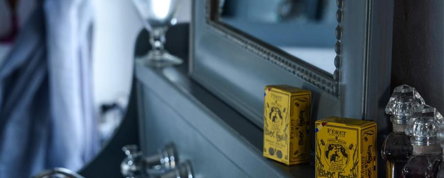 Féret Parfumeur Bloc Hyalin Pierre d'Alun naturelle l'Original