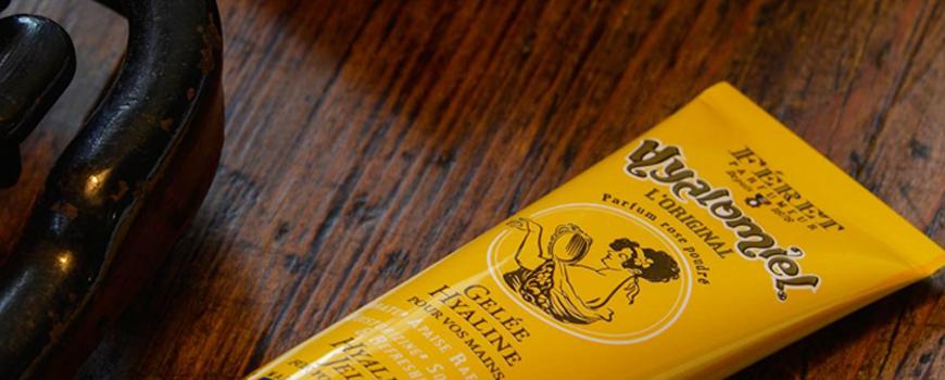 Féret Parfumeur Hyalomiel Crème gel mains et pieds au miel biologique