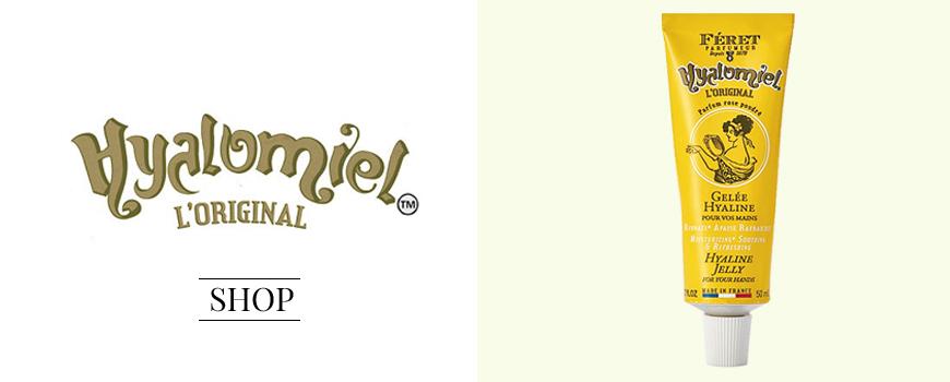 Acheter Hyalomiel Féret Parfumeur Crème mains au miel bio made in France
