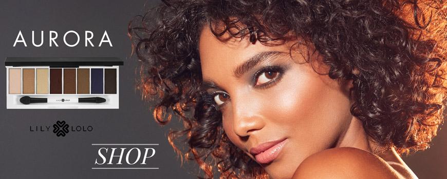 Maquillage minéral yeux palette bio naturel cosmétiques Lily Lolo peau sensible green clean fard paupieres végétal Paris