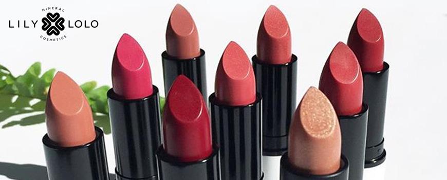 Lily Lolo mineral cosmetics Natural Lipstick