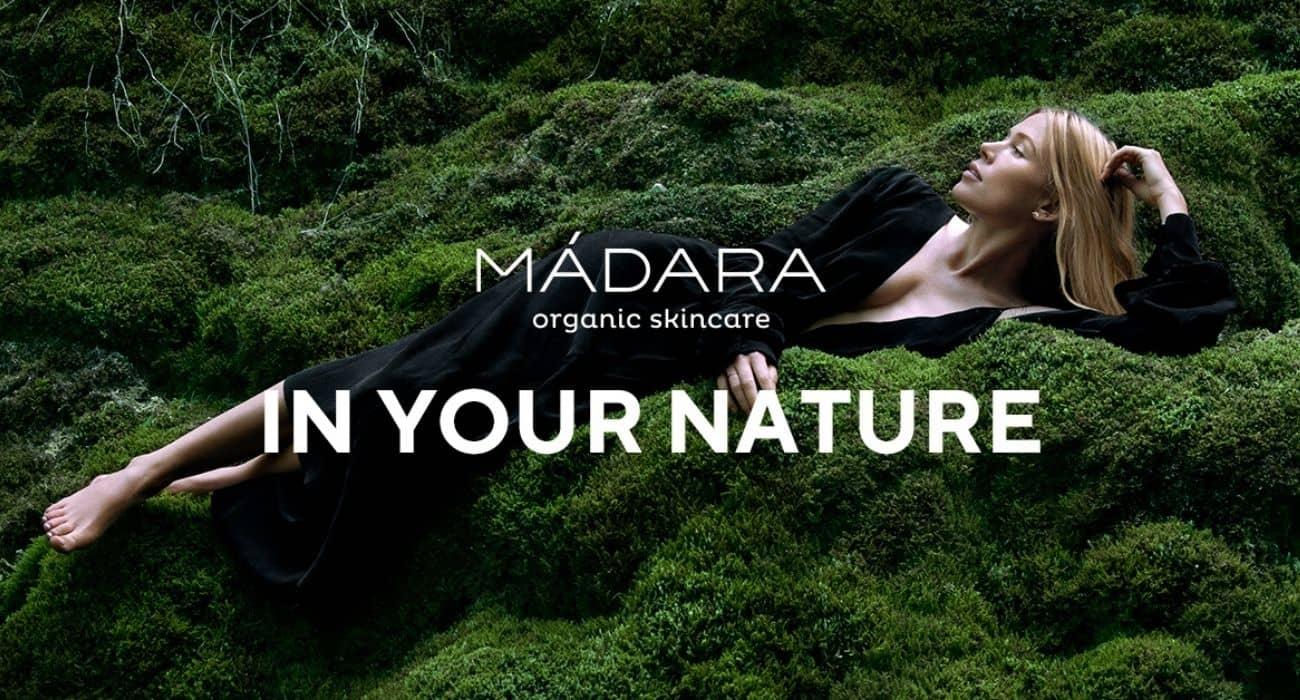 MADARA organic skincare clean beauty certified cosmetics l'Officina Paris