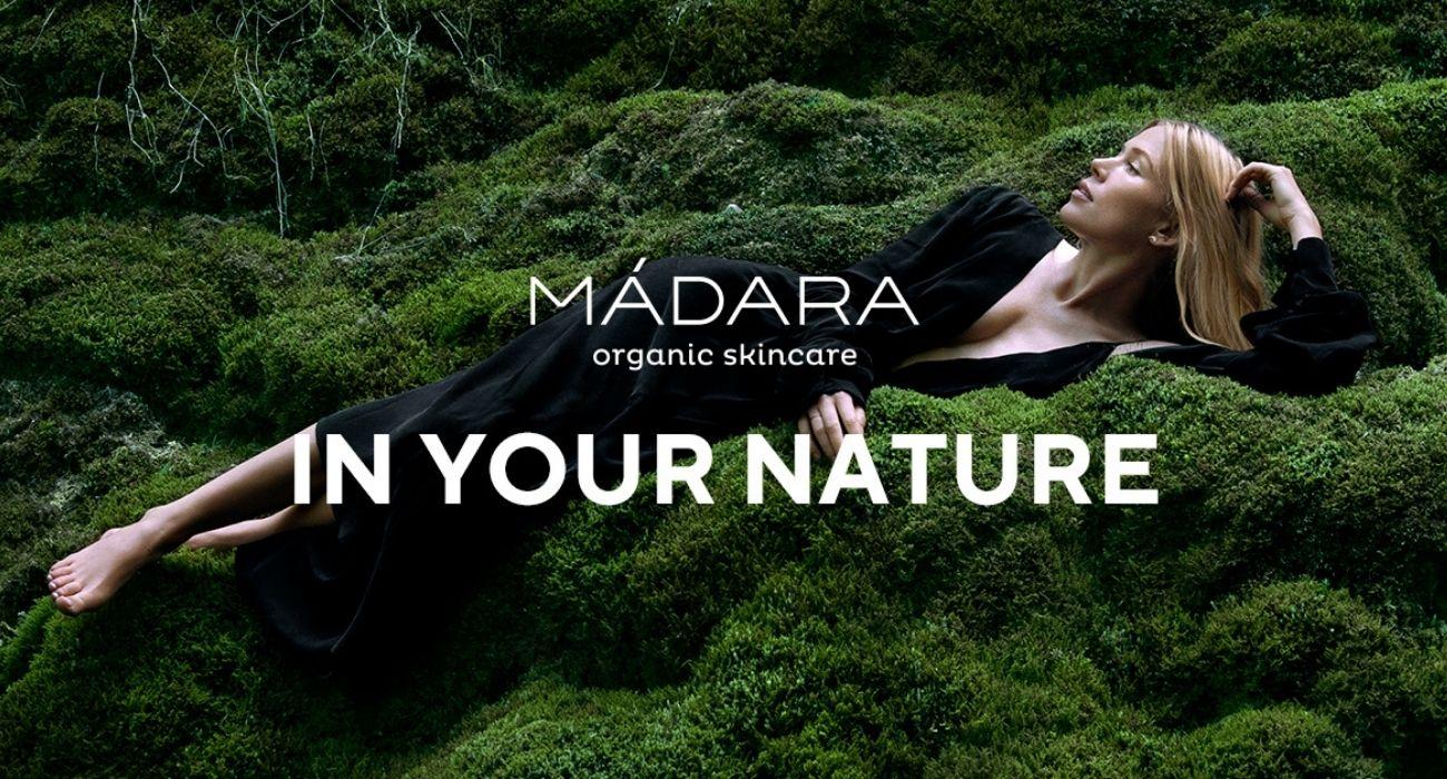 MADARA organic skincare zertifizierte Natukosmetik clean beauty l'Officina Paris