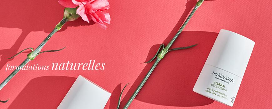l'Officina Paris - cosmétiques naturels et bio Soin Corps Déodorants