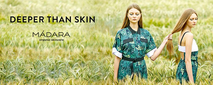 Madara cosmétique bio soin cheveux shampooing végétal beauté green Ecocert
