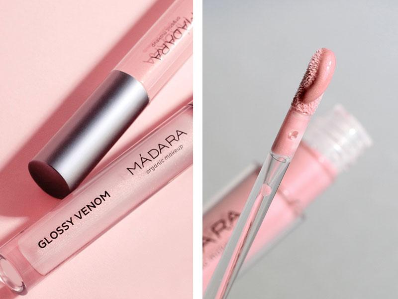 Madara maquillage bio Gloss Lèvres naturel Glossy Venom beauté l'Officina Paris