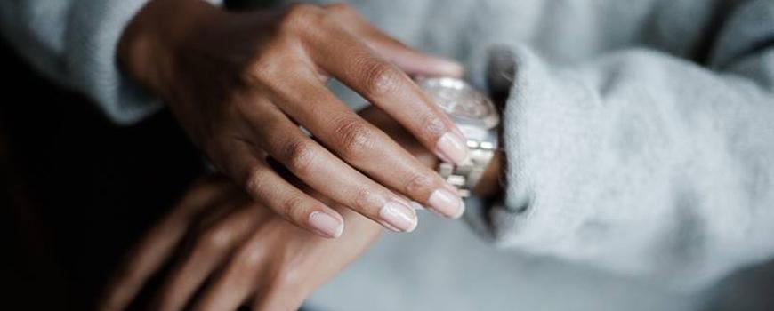 L'Officina Paris - Vernis à Ongles Blancs et Naturels Manucurist Priti NYC