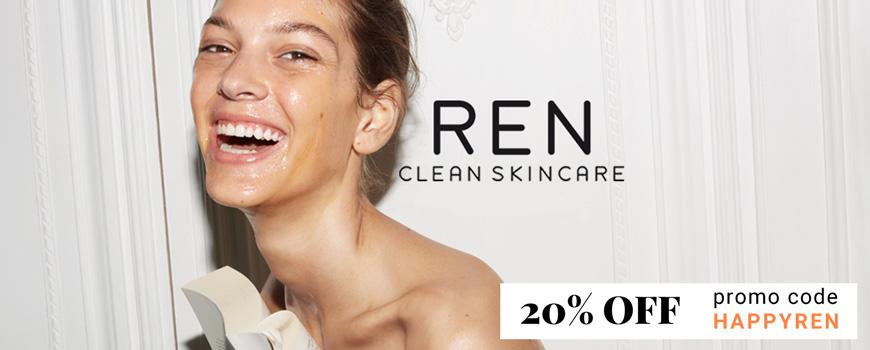 REN clean skincare Naturkosmetik Evercalm Sensible Haut empfindlich vegan Hautpflege