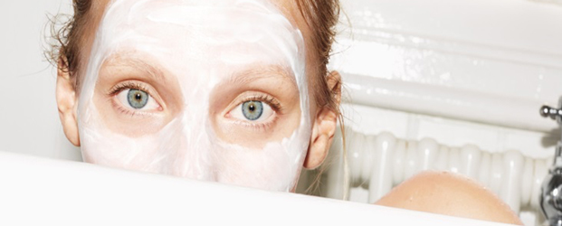 REN clean skincare Gesichtsmaske natural cosmetics