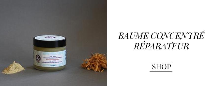 Soapwalla Baume concentré réparateur bio the balm cosmétique naturel soin visage peau sensible beauté green végétal vegan plantes fruits minéral Paris hydrater protéger réparer