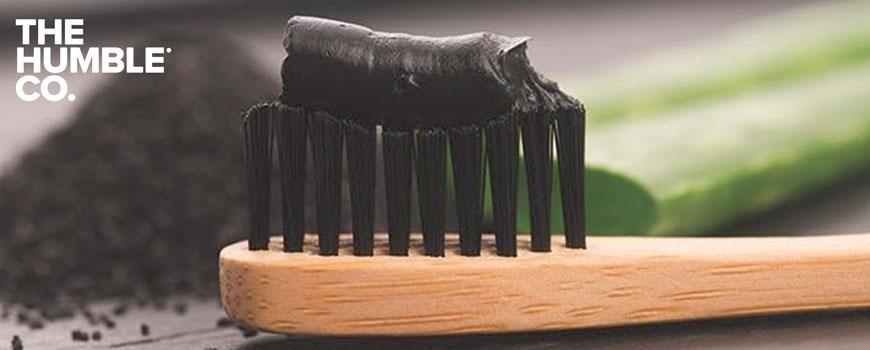 Humble Brush Dentifrice bio naturel fluor vegan Brosse à dents écologique en Bambou cosmétique bio naturel culte recyclable compostable écologique dentiste