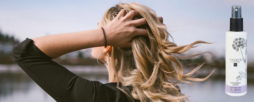 UNIQUE Haircare shampooing bio soin cheveux Danemark Ecocert capillaire beauté green naturel végétal