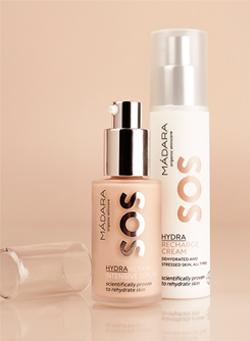 Madara cosmétique bio SOS Hydra soin visage Ecocert