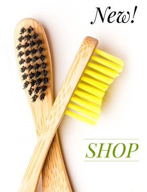 Humble Brush Brosse à Dents écologique en bambou Dentifrice bio biodégradable vegan