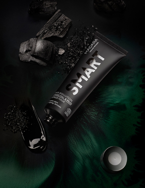 Masque bio au Charbon noir SMART Madara cosmetics