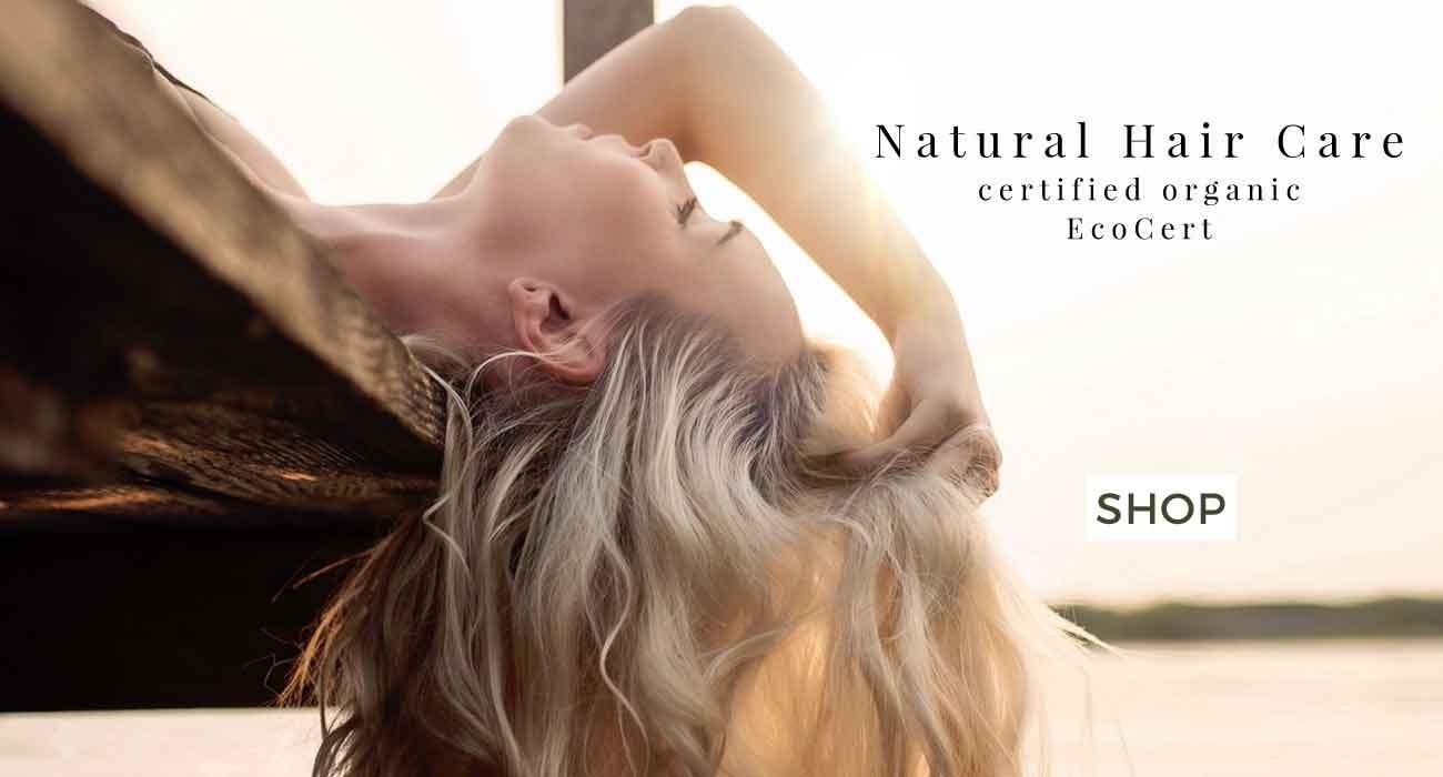 Organic Shampoo Natural Haircare UNQUE beauty Ecocert