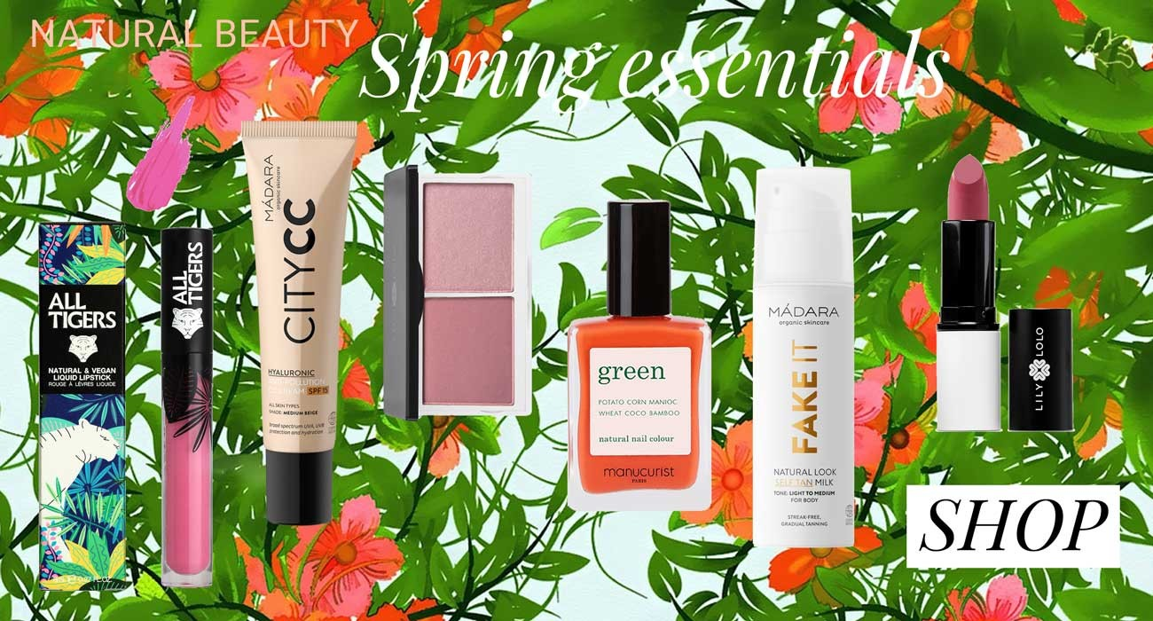 l'Officina Paris organic cosmetics spring beauty lily lolo manucurist