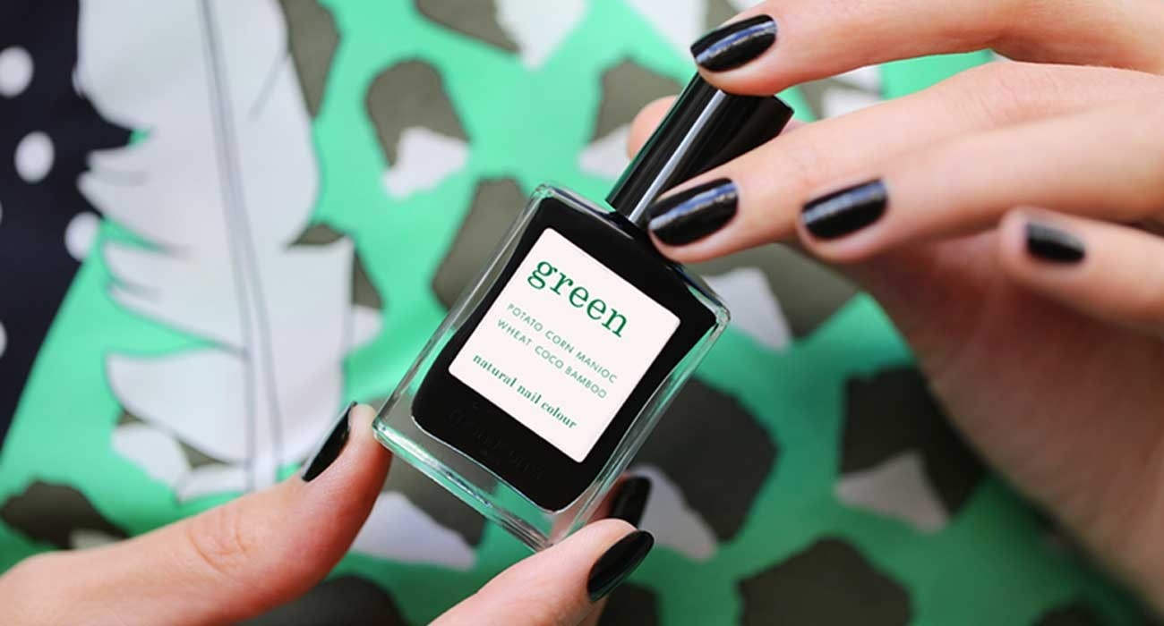 Manucurist vernis green naturel vegan l'Officina Paris e-shop beauté bio maquillage