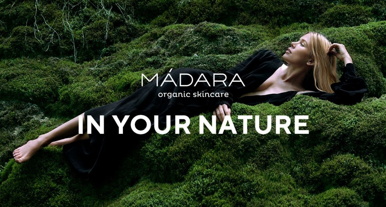 Madara organic skincare natural makeup cosmetics clean beauty l'Officina Paris